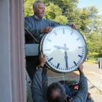 Die neue alte Uhr